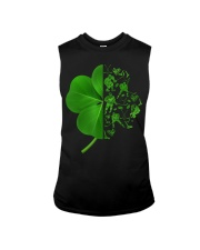 Shamrock hockey shirt Sleeveless Tee thumbnail