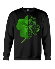 Shamrock hockey shirt Crewneck Sweatshirt thumbnail