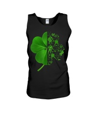 Shamrock hockey shirt Unisex Tank thumbnail