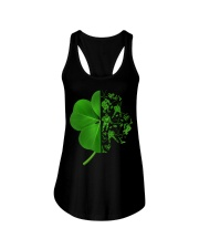 Shamrock hockey shirt Ladies Flowy Tank thumbnail