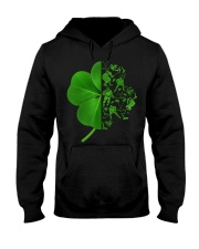 Shamrock hockey shirt Hooded Sweatshirt thumbnail
