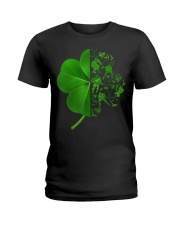Shamrock hockey shirt Ladies T-Shirt thumbnail