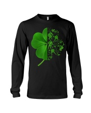Shamrock hockey shirt Long Sleeve Tee thumbnail
