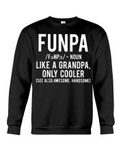 Funpa definition Crewneck Sweatshirt thumbnail