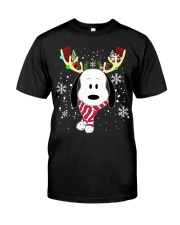 Christmas Reindeer  Classic T-Shirt front