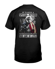 It takes a special person to risk so much for Premium Fit Mens Tee thumbnail