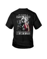 It takes a special person to risk so much for Youth T-Shirt thumbnail