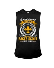 Being a scout is a choice being an eagle scout Sleeveless Tee thumbnail