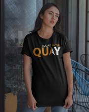 today in the quay Classic T-Shirt apparel-classic-tshirt-lifestyle-08