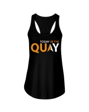 today in the quay Ladies Flowy Tank thumbnail