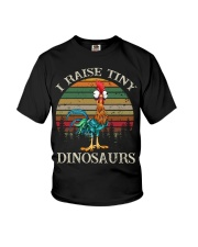 I raise tiny dinosaurs  Youth T-Shirt thumbnail