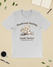 Mushroom hunting guide service  Classic T-Shirt lifestyle-mens-crewneck-front-19