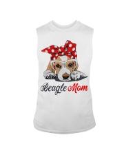 Beagle mom Sleeveless Tee thumbnail