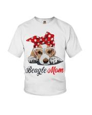 Beagle mom Youth T-Shirt thumbnail