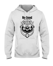 Labyrinth door knockers no good can't hear you Hooded Sweatshirt thumbnail