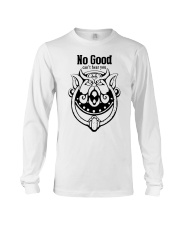 Labyrinth door knockers no good can't hear you Long Sleeve Tee thumbnail