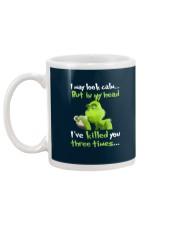 I may look calm but in my head i've killed you thr Mug back