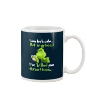 I may look calm but in my head i've killed you thr Mug front