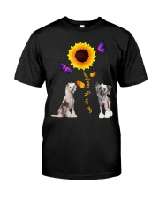 Chinese crested dog you are my sunshine  Classic T-Shirt thumbnail
