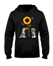 Chinese crested dog you are my sunshine  Hooded Sweatshirt thumbnail