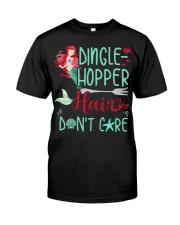 Dinglehopper hair dont care Premium Fit Mens Tee thumbnail