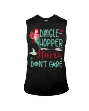 Dinglehopper hair dont care Sleeveless Tee thumbnail