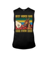 BEST HORSE DAD EVER Sleeveless Tee thumbnail