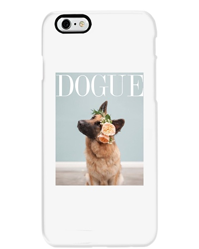 DOGUE - Now with German Shepherd style