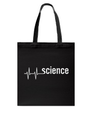 Science March Tote Bag thumbnail