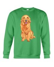 Golden Retriever Crewneck Sweatshirt thumbnail