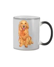 Golden Retriever Color Changing Mug thumbnail
