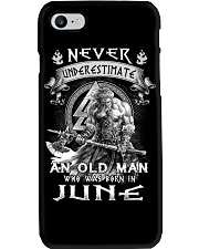 JUNE MAN Phone Case tile