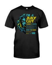 JULY GUY - L Classic T-Shirt front