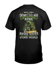 APRIL GUY-L Classic T-Shirt back