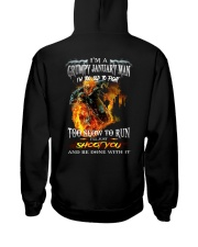 JANUARY MAN Z Hooded Sweatshirt thumbnail