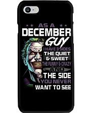 DECEMBER GUY Phone Case thumbnail