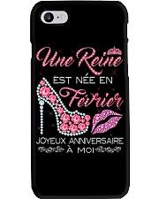 Fevrier Joyeux Anniversaire Tee Shirt Femme Phone Case thumbnail