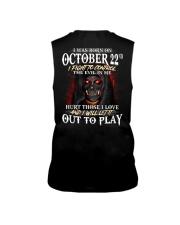 OCTOBER 22nd Sleeveless Tee thumbnail