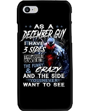 H - DECEMBER MAN Phone Case thumbnail
