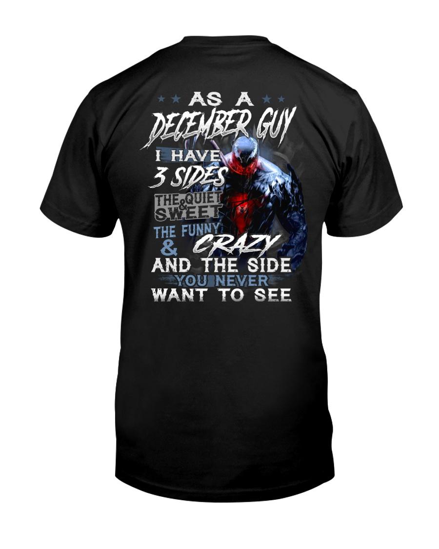 H - DECEMBER MAN Classic T-Shirt