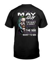 MAY GUY  Classic T-Shirt back