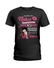 REINA DE MARZO Ladies T-Shirt thumbnail