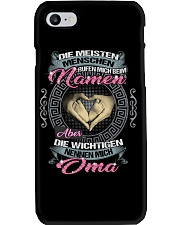 NAMEN OMA Phone Case tile