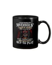 November 26th Mug thumbnail