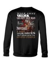 GRUMPY OLD MAN M11 - L Crewneck Sweatshirt thumbnail