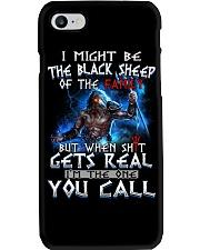 H-The black sheep-2 Phone Case thumbnail