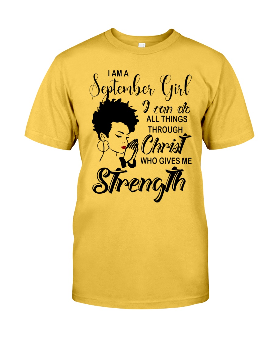SEPTEMBER GIRL-D Classic T-Shirt