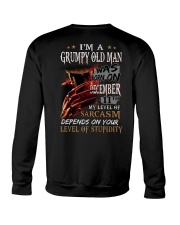 GRUMPY OLD MAN 11 Crewneck Sweatshirt thumbnail