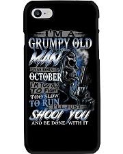 OCTOBER MAN - L Phone Case thumbnail