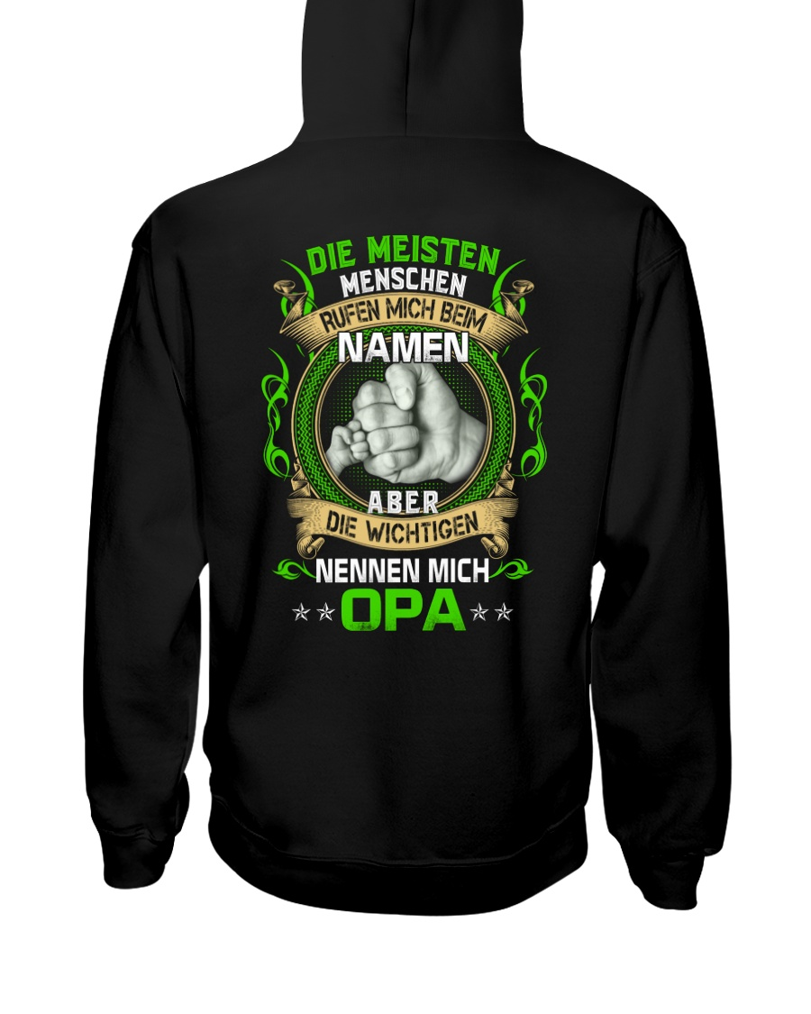 H-NAMEN OPA Hooded Sweatshirt